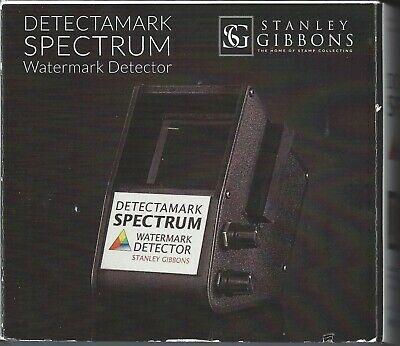 New Lighthouse Sherlock Watermark Detector with LED