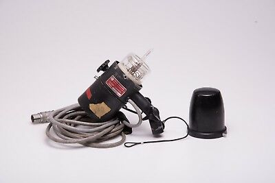 Norman LH2000 light head w/flash tube protector