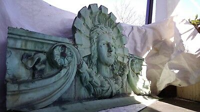 Beaux-arts architectural salvage from Pittsburgh's Carnegie Institute