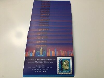 Hong Kong Definitive Stamps Sheetlet Series No.6 (Total 18 sheets)