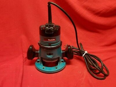 Makita Model 3606 Router Fixed Base -  WORKS GREAT !!