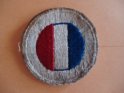 US Army Cut Edge General Headquarters HQ Ground Forces Reserve patch, WW2 WW II