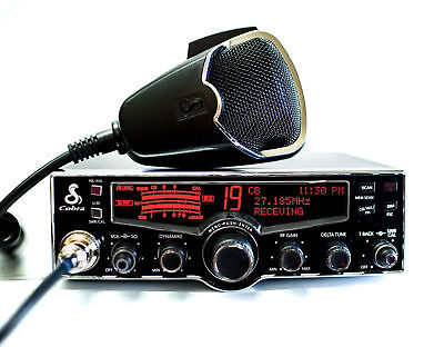 Cobra 29 LX 40-Channel CB Radio with Instant Access 10 NOAA  NEW