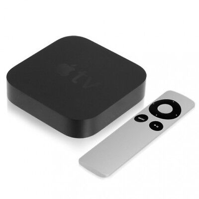 Apple TV A1427 3rd Gen WIFI HDMI with Remote Media Streamer