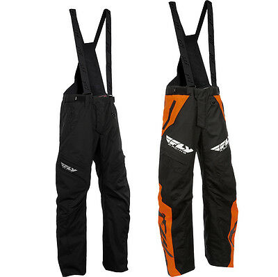 Fly Racing SNX Pro Lite Warm Insulated Winter Riding Mens Tall Snowmobile Pants