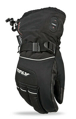 Fly Racing Ignitor Battery Heated Cold Weather Mens Snowmobile Glove