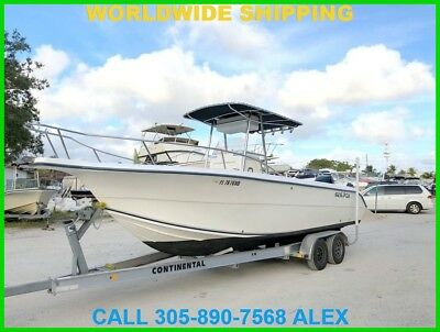 2003 Sea Fox 257 Cc