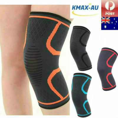 Knee Brace Support Strap Patella Compression Protector Running Sleeve Sports Leg