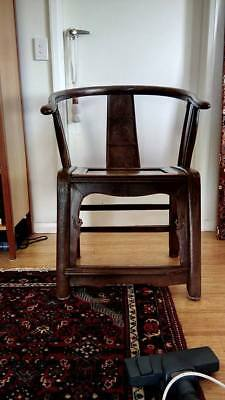 Antique Chinese village chair - circa 1880/1890's