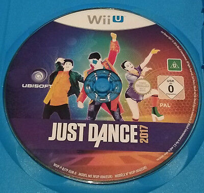 Just Dance 2017 Music Dancing Video Game Nintendo Wii U Justin Bieber The Weeknd