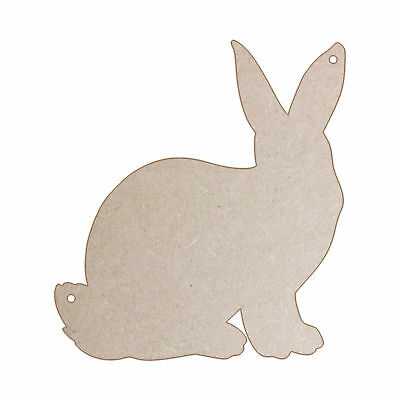 Gold Easter Egg Denim 5 Craft Blanks MDF Ply Hessian Canvas Silver