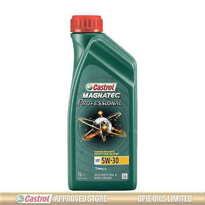 Castrol Magnatec Professional MP 5w-30 Fully Synthetic Engine Oil - 1 Litre