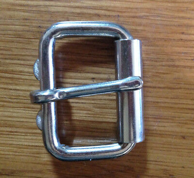 "Stainless steel 1.5"" buckle"
