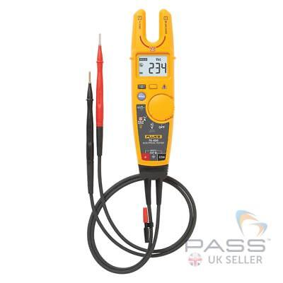 *NEW* Genuine Fluke T6-600 Electrical Tester w/ FieldSense + Leads / UK Stock