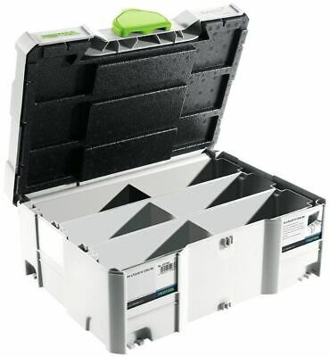 Festool SYSTAINER T-LOC SORT-SYS DOMINO 498889
