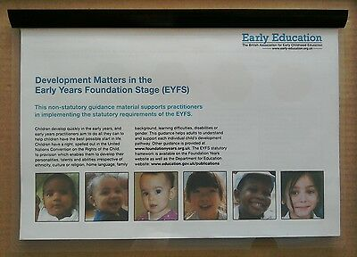 Development Matters EYFS  - CHEAPEST on Ebay, Latest Version, Early Years