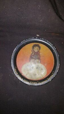 Small Early Advertising Fairy Soap Tip Tray
