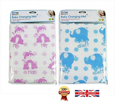 First Steps Baby Changing Travel Mat Home & Away Use-Folding