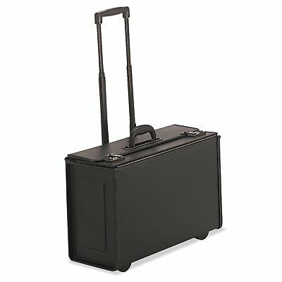 STB251622BLK - Stebco Deluxe Carrying Case for Document - Black