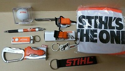 stihl chainsaw collectibles keychains beach ball golf pen check it out