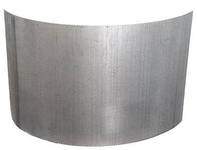 ABC Universal Screens for Hammer Mill, Stainless Steel, 16 Mesh