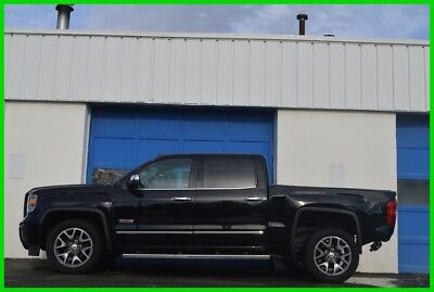 2014 GMC Sierra 1500 SLT Repairable Rebuildable Salvage Lot Drives Great Project Builder Fixer Easy Fix
