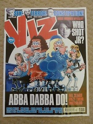 Viz Comic #193 (March 2010) / British Adult Humour