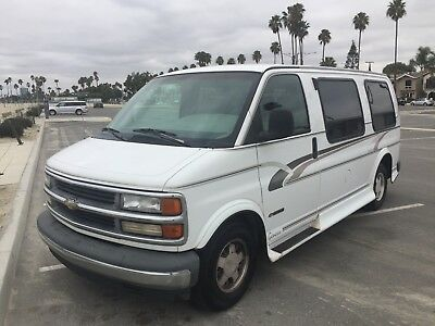 1997 Chevrolet Express Conversion 1997 Chevy Van 1500 Express Conversion