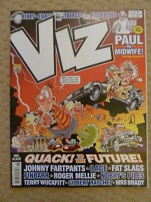 Viz Comic #246 (July 2015) / British Adult Humour