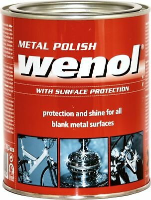 Wenol Metal Polish Can - Set of 3