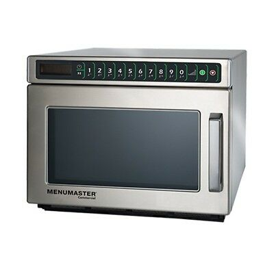 Menumaster Commercial Microwave Mdc 182
