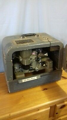 gb bell and Howell vintage projector, collectable video equipment