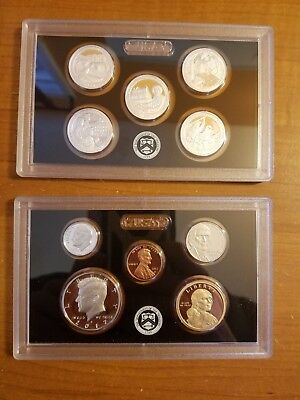 2017 United States Mint Limited Edition Silver Proof Set w/CoA
