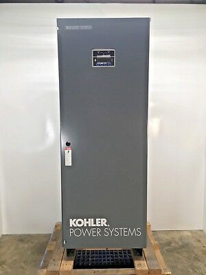 New Kohler Power System Kcp-Dcta-0600B  Automatic Transfer Switch 600A Mpac 1500