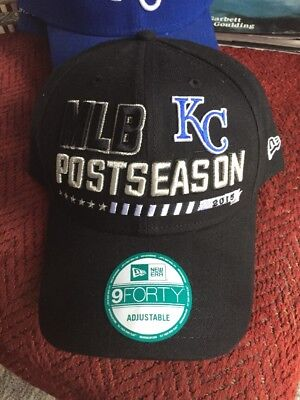 38969c12486 ... cap eb856 d246b promo code for kansas city royals new era mlb 9forty  adjustable baseball hat 2015 post season ...