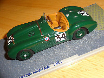 Frazer Nash MM No. 34, Le Mans 1951