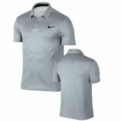 huge discount dbba4 d9355 Nike Men s Momentum Fly UV Reveal Golf Polo Shirt EXTRA LARGE 725507 012  Gray