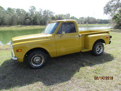 1971 Chevrolet C-10  1971 Short Bed from CA, Rust-Free, LS Engine with a Turbo, PS, PDB, AWESOME !