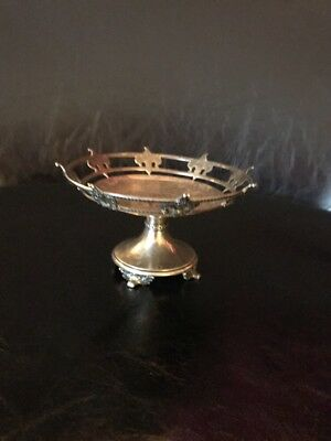 Vintage Sterling Silver Tiffany Compote