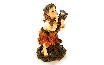 BOYDS Faeriessence Faeriewood Rest and be Thankful Figurine Numbered Fairy