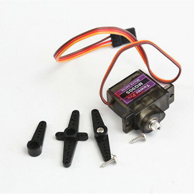 MG90S Metal Gear Micro Servo Boats Cars Plane for Trex Align 450 RC Helicopters