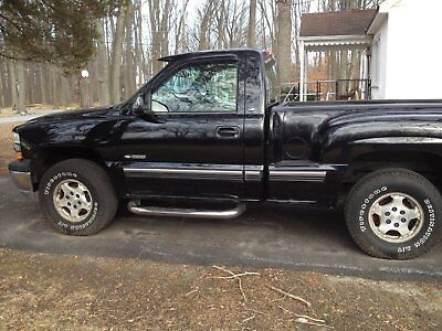 1999 Chevrolet Silverado 1500 SPORT 1999 CHEVY SILVERADO 1500 LS FOR PARTS OR REBUILD