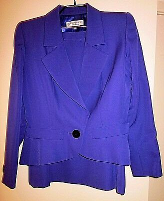 Yves St Laurent Rive Gauche Paris, Superb Vintage Suit Made In France