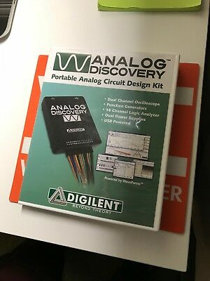 Analog Discovery by Digilent