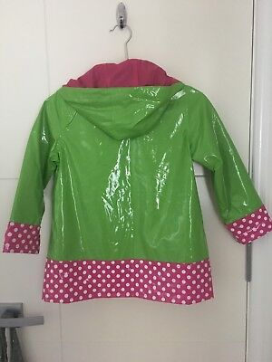 Girls Raincoat Size 5-6