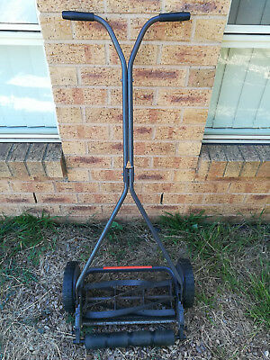 Flymo H40 by Electrolux - Good Quality Hand Push Manual Lawn Mower