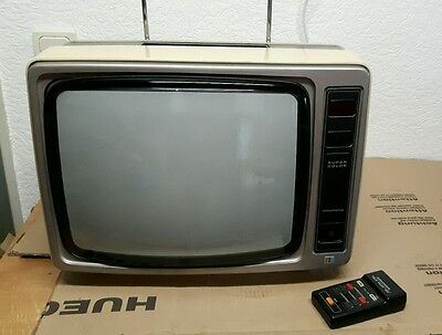 TV Grundig Super Color 1632  voll funktionsfähig