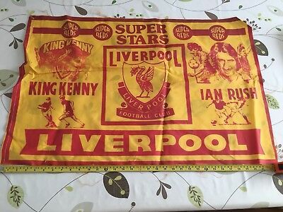 Liverpool - Dalglish - Flags 3
