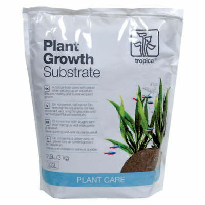 Tropica Plant Growth Substrate 2 x 3kgs Plant Care