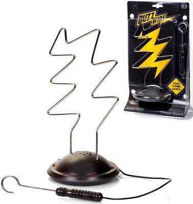 Buzz Wire Electronic Skill Game by Hawkin's Bazaar
